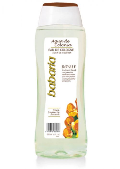 Colonia Royale Babaria x 600ml