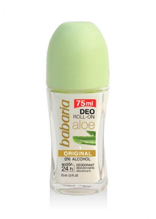 Desodorante Rollon Aloe Vera Babaria x 75ml