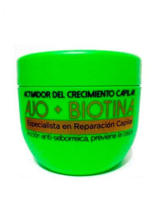 Tratamiento Avaleis Ajo y Biotina