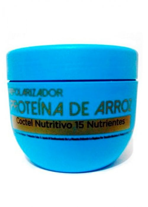 Tratamiento Avaleis Repolarizador Proteína de Arroz