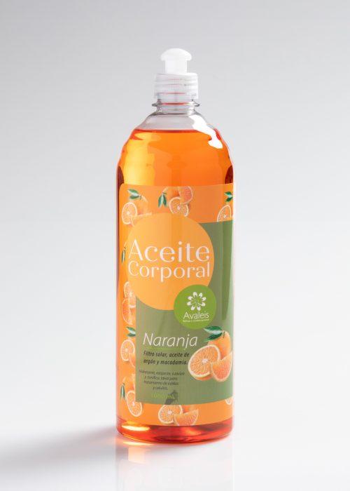 Aceite de naranja Avaleis x250ml