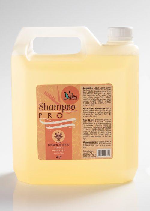 Shampoo Pro Venux x4litros