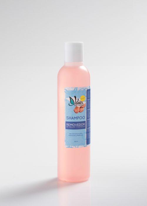 Shampoo removedor de callos y cutícula x250ml