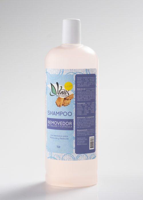 Shampoo removedor de callos y cutículas x1000ml
