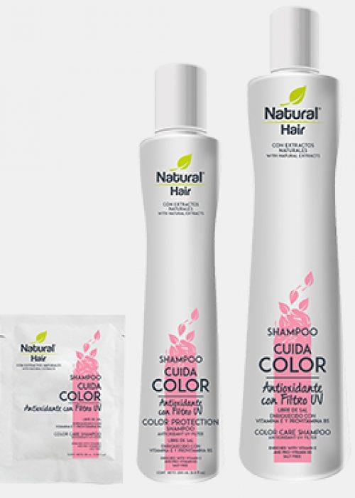 Shampoo cuidado color Naprolab