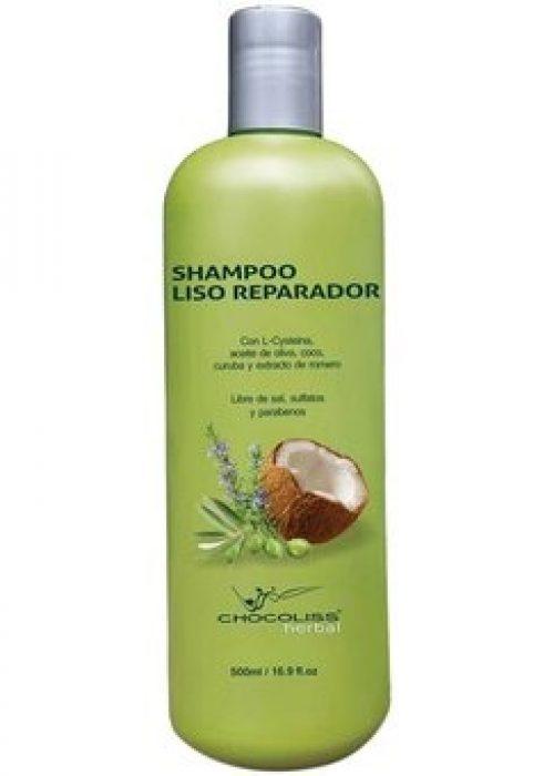 Shampoo liso reparador Chocoliss x500ml