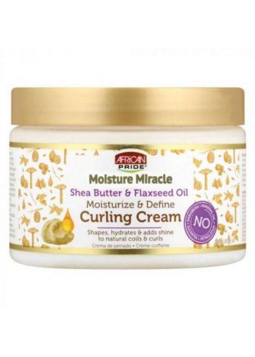 Curling Cream Milagro Natural African Pride x12oz