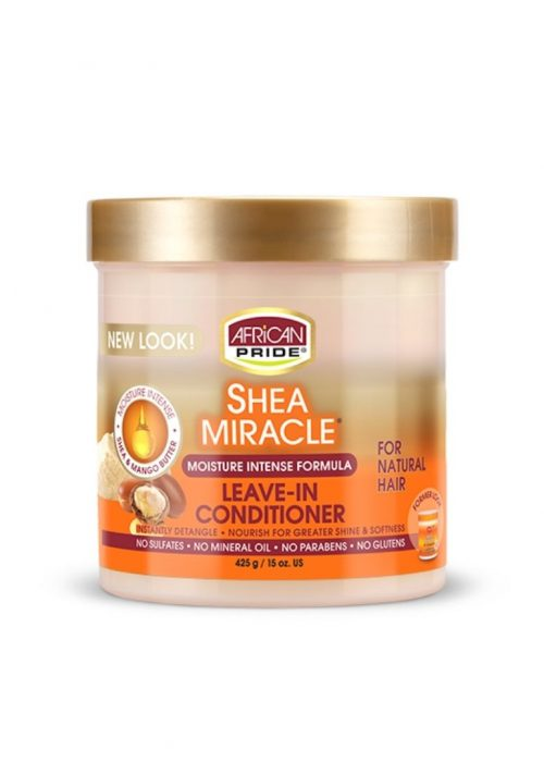 Leave-in conditioner Shea Miracle African Pride x15oz