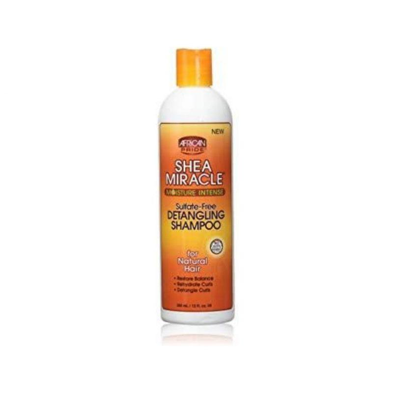 Shampoo Shea Miracle African Pride x12oz